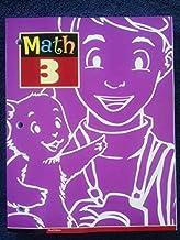 Math 3 Student Text 3rd Edition: 3rd Grade