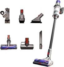 Dyson Cyclone V10 Total Clean+ with Mini Motorized Tool and Mini Soft Dusting Brush, Cord-Free Stick Vacuum Cleaner, Light...