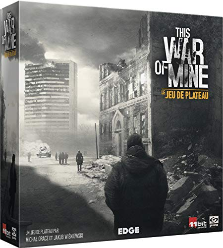 AC-Déco This War of Mine–The Board Game