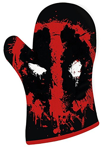 Marvel Deadpool Oven Mitt