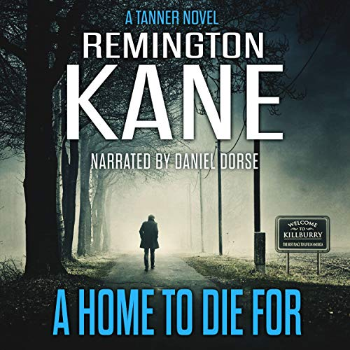 A Home to Die For audiobook cover art