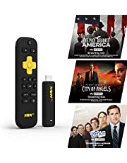 NOW TV Smart Stick with 1 month Entertainment Pass | HD Streaming Media Player – Watch Disney+, YouTube, Netflix, BBC iPlayer and more