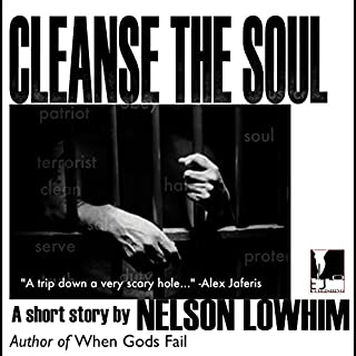 Cleanse the Soul audiobook cover art