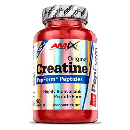 AMIX Peptide Pepform Creatine 90 Caps 0.18 180 g