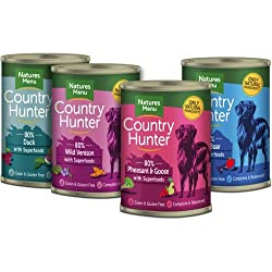 Human grade meat, ethically sourced 80% meat with added superfoods No meat meals or meat derivatives Free from artificial colours, flavours and preservatives Vet approved