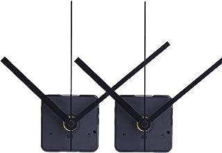 Mécanisme D'Horloge à Arbre Long Mouvement à Quartz Silencieux Mains D'Horlogerie à Quartz Pièces MéCanisme D'Horloge Mura...