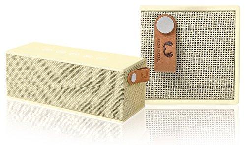 Bluetooth Lautsprecher Rockbox Brick Fabriq Edition 12 W Buttercup