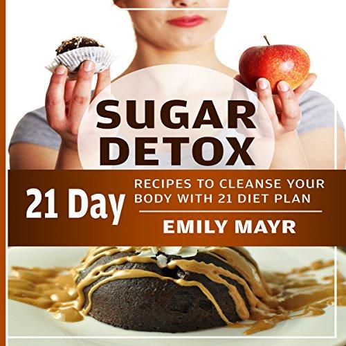 Sugar Detox audiobook cover art