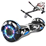 SOUTHERN-WOLF Hoverboard, Bluetooth 6.5...