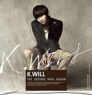Starship Entertainment K.Will Kwill - My Heart Beating (2Nd Mini Album)