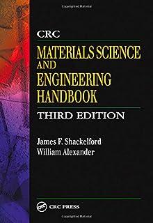 CRC Materials Science and Engineering Handbook, Third Edition