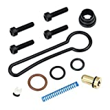 Dade Fuel Pressure Regulator Upgraded Spring Kit FIT FOR 2003-2007 Ford 6.0L POWERSTROKE 3C3Z9T517AA