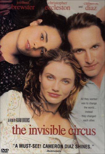 The Invisible Circus -  DVD, Rated R, Adam Brooks