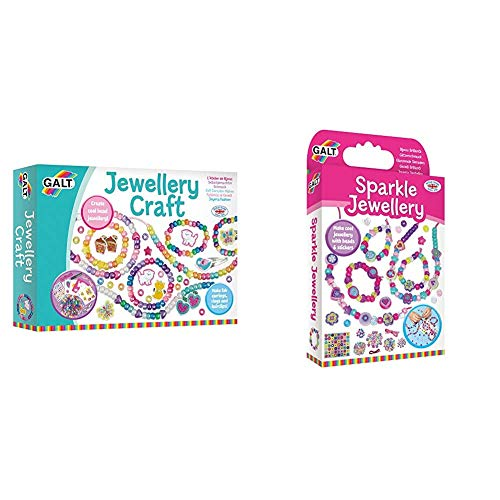 Galt Jewellery Craft & Toys Sparkle Jewellery