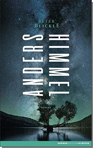 Buchseite und Rezensionen zu 'Andershimmel: Roman' von Blickle Peter