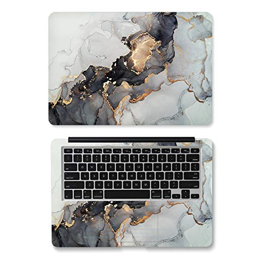Sea wave/marble Laptop Skin Laptop Sticker Decal 12 13 14 15.6 17 Inch for Lenovo/dell/HP/ASUS/xiaomi AIR 13.3/Macbook-AX-006-13'