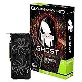 Gainward PCI-E GTX1660 Ghost 6GB Dual Fan DVI/HDMI/DP DDR5 retail