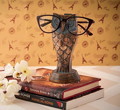 Owl Eyeglass Spectacle Holder
