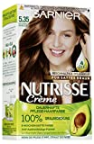 Garnier Nutrisse Creme Coloration Goldenes Rehbraun permanente Haarfarbe