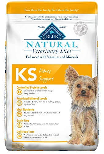 Blue Buffalo Natural Veterinary Diet Kidney...