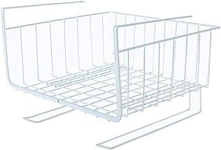 Home Kitchen Under Shelf Basket-Multifunctional Stroge dish Rack For Home and Kitchen Storage hanging Basket finishing rac...