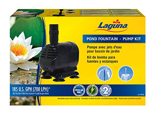 Laguna Fountain Pond Pump 700 Litre Per Hou