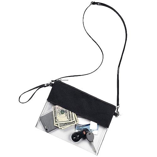 6e1209e60f95 Clear Crossbody Bag: Amazon.com