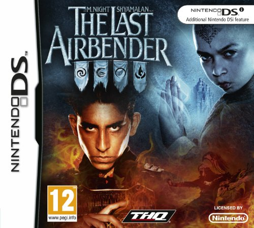 The Last Airbender (Nintendo DS) [import anglais]