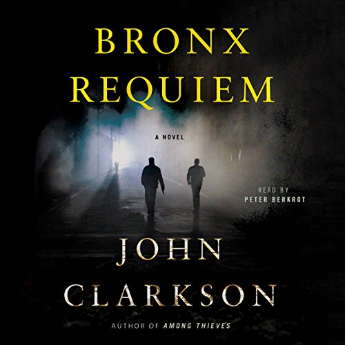 Bronx Requiem audiobook cover art
