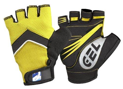Elite Cycling Project Herren Road Racer Gel Fingerlose Handschuhe