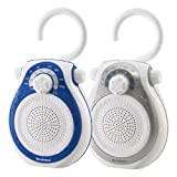 Brookstone Shower Radios