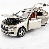 Die Cast Sound and Light Pull Back Buggy Modelo Aleación Puerta Abierta con Modelo de automóvil...