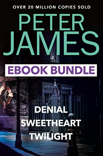Book's Cover of The Peter James Collection: Twilight, Denial and Sweet Heart (English Edition) Versión Kindle