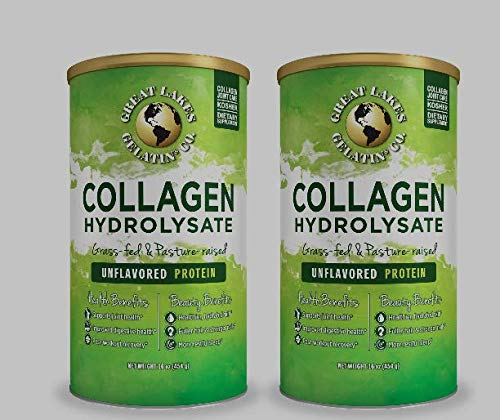Great Lakes Gelatin Collagen Hydrolysate 454g (UK/EU Compliant can) (2)