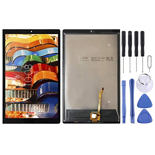 WANGZHEXIA Pantalla LCD y digitalizador de montaje completo para Lenovo Yoga Tab 3 Pro 10.1 YT3-X90L YT3-X90F YT3-X90X X90