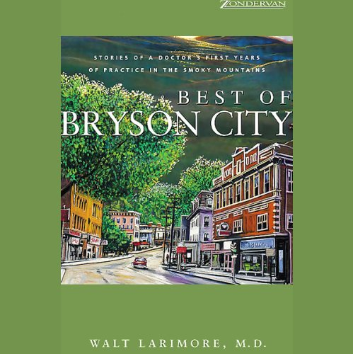 Best of Bryson City audiobook cover art