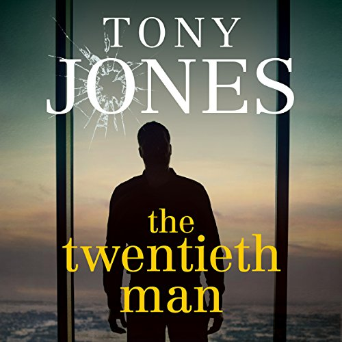 The Twentieth Man audiobook cover art