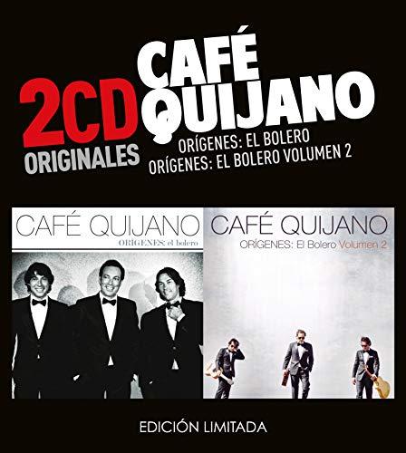 Cafe Quijano -Origenes El Bolero / El Bolero Volumen 2 (2 CD)
