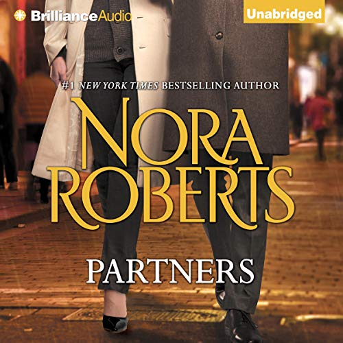 Partners Audiobook By Nora Roberts cover art