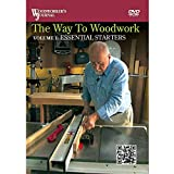 The Way to Woodwork from Woodworker ins Journal: Vol 1 (DVD)