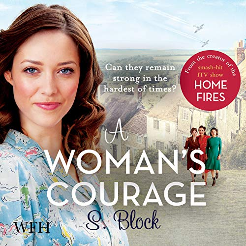 A Woman's Courage cover art