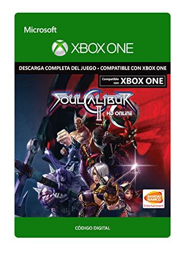 SOULCALIBUR II HD  | Xbox One - Código de descarga