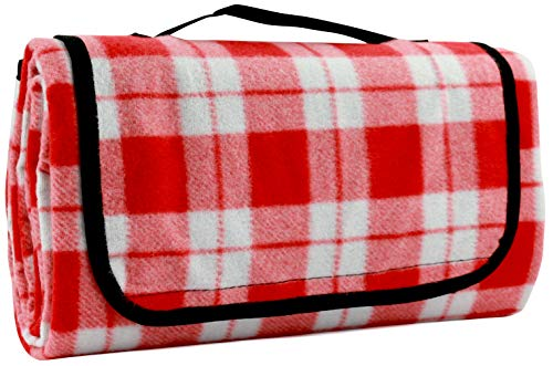Find Cheap Large Picnic Blanket | Oversized Beach Blanket Sand Proof | Outdoor Accessory for Handy W...