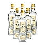 Ginebra Zafiro Classic de 70 cl - Bodegas Williams & Humbert (Pack de 6 botellas)