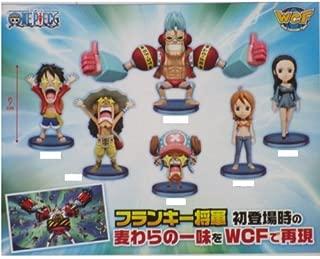All six pirate ! Franky Shogun of One Piece Warudokorekutaburufigyua iron