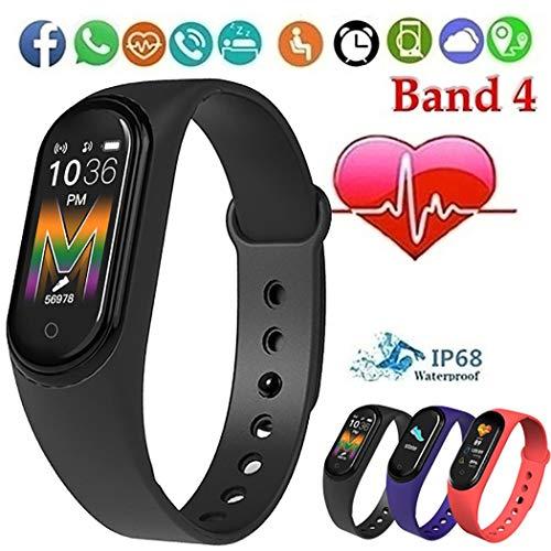 Sharpy Pulsera Inteligente Deportes Frecuencia cardíaca Presión Arterial Llamada Bluetooth Smartwatches