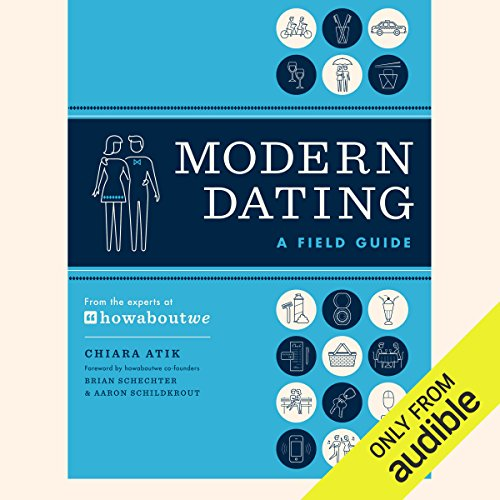 Modern Dating audiobook cover art