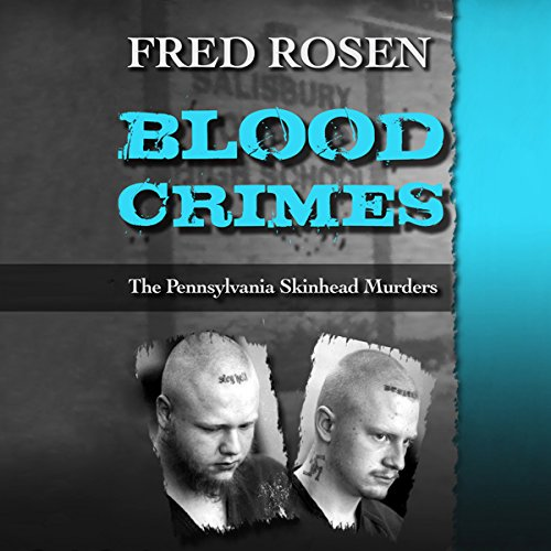Blood Crimes cover art