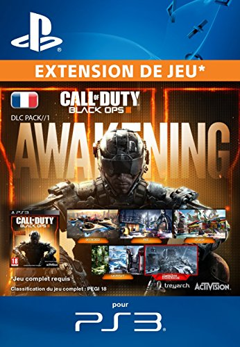 Call of DutyÂ: Black Ops III - DLC Awakening [Extension De Jeu] [Code Jeu PSN PS3 - Compte français]