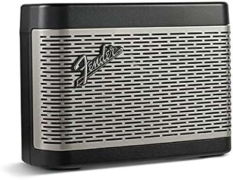Fender Newport 30W Wireless Bluetooth Portable Speaker (Black)